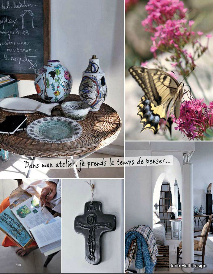 25 best ideas about country french magazine on pinterest for Maison sud france