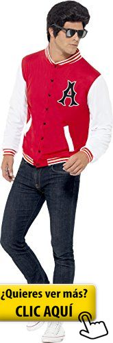 Smiffy's - Jock Letterman 50´ chaqueta... #chaqueta