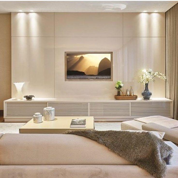Boomm Diiaam Tempo Bom Pra Ficar Em Casa Assistindo Um Filminho No  Cobertor! Queriiaaaa. Design InteriorsInterior DesignLiving RoomHome ...