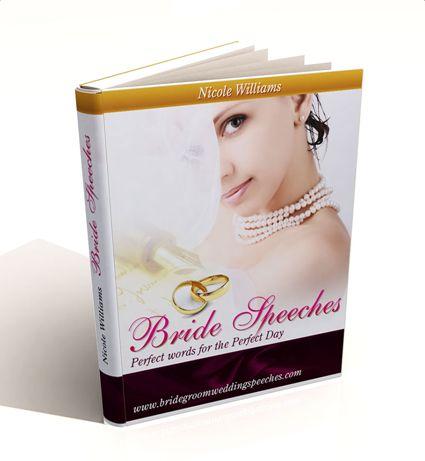 Wedding Speeches Complete Examples Providing Speech