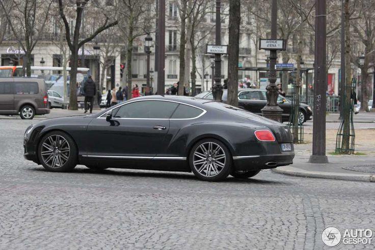 Bentley Continental GT Speed 2012 8