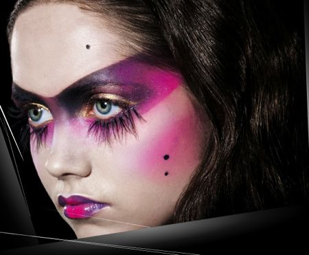 trends of fantastical looks | Illamasqua: Makeup for Your Alter Ego » Makeup and Beauty Blog