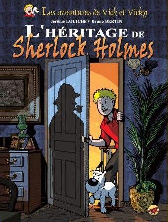 """Ma chronique de """"l'héritage de Sherlock Holmes"""""""