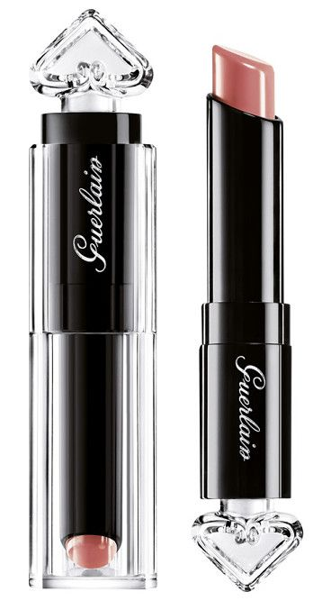 la petite robe noire lipstick by Guerlain. Deliciously shiny and absolutely irresistible, Guerlain La Petite Robe Noire Lipstick is a buildable, lightweight lipstick filled with ultra-luminous and ultra-shiny pigments. The full-comfort formula is available in a range of vibrant a... #guerlain #makeup #beauty