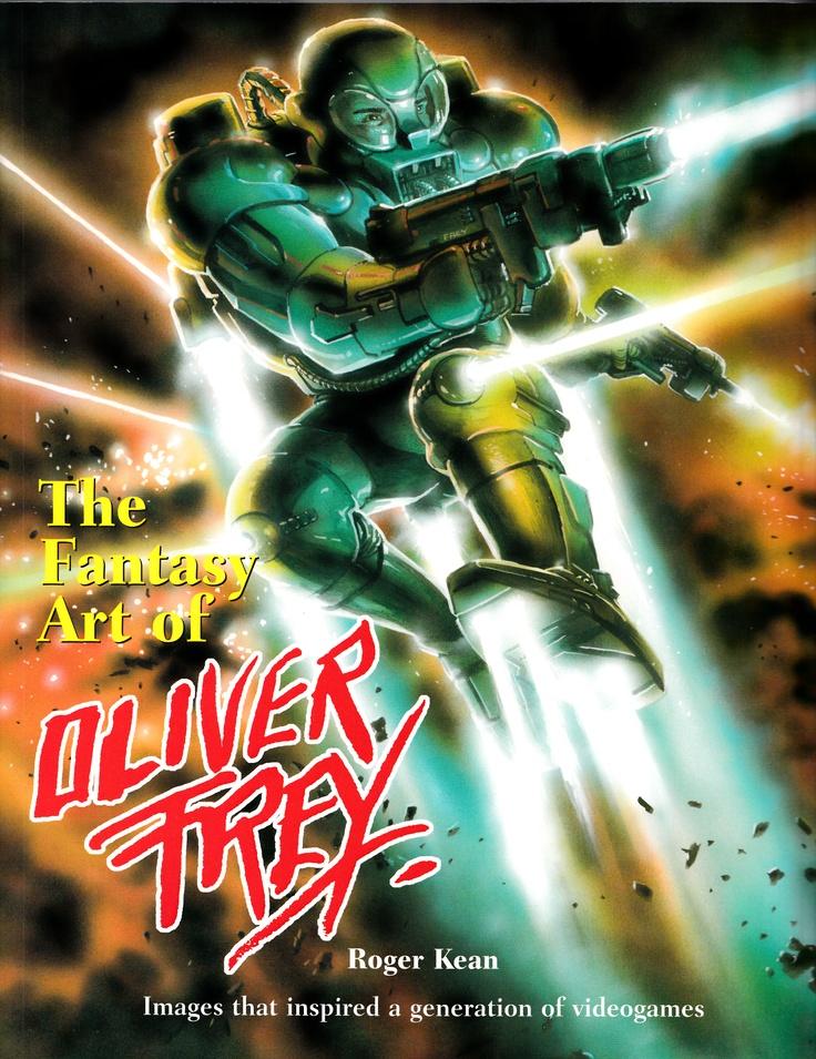 The Fantasy Art of Oliver Frey