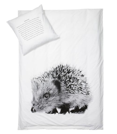 hedgehog prints with 25% discount by the style files