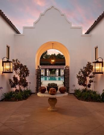 Ojai Valley Inn Spa and Resort (CA)   I have been here and it was awesome!