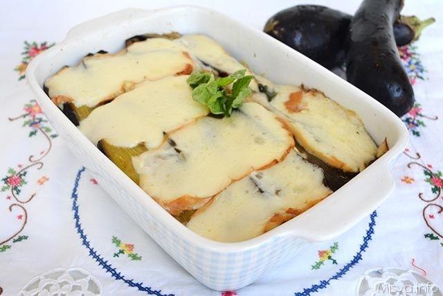 » Tortino di melanzane e patate Ricette di Misya - Ricetta Tortino di melanzane e patate di Misya