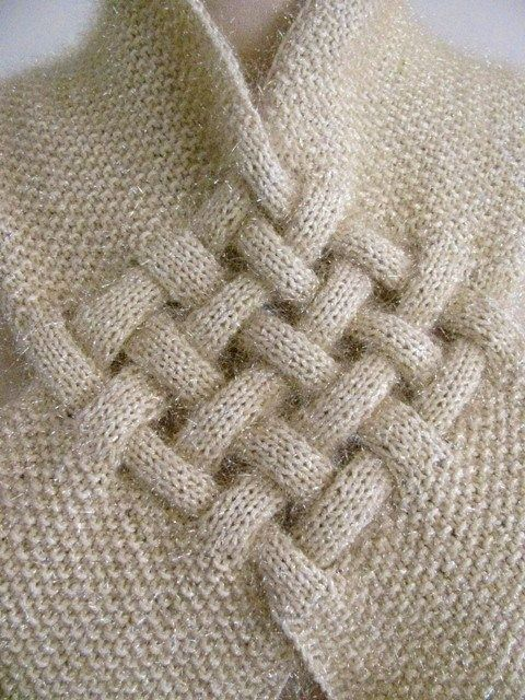 beautiful knitting