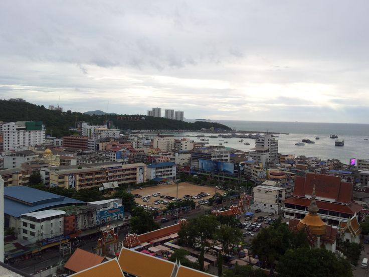 Thailand Pattaya city
