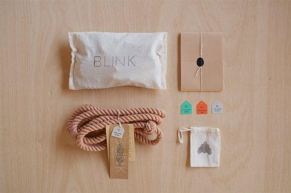 Dog leash by Blinkthings