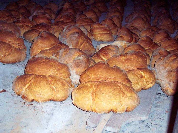 Fresh Bread - Photo by Basilicata Turistica, Italy