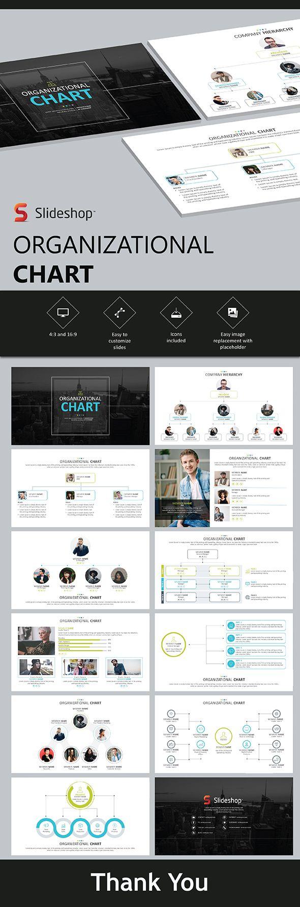 Organizational Chart - PowerPoint Templates Presentation Templates Download here: https://graphicriver.net/item/organizational-chart/19853616?https://graphicriver.net/item/marketing-mix/19853617?ref=classicdesignp