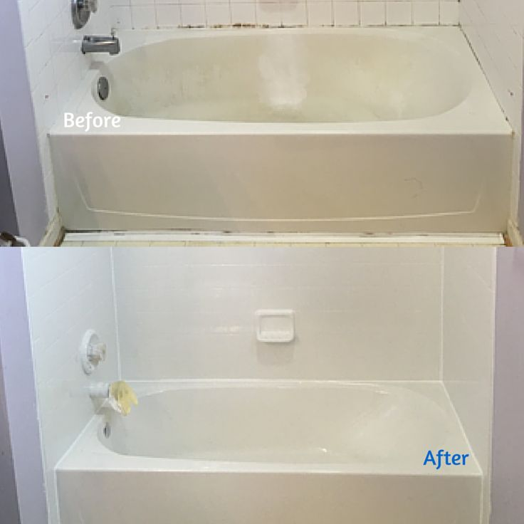 Fiberglass Tends To Hold On To Stubborn Stains But Our