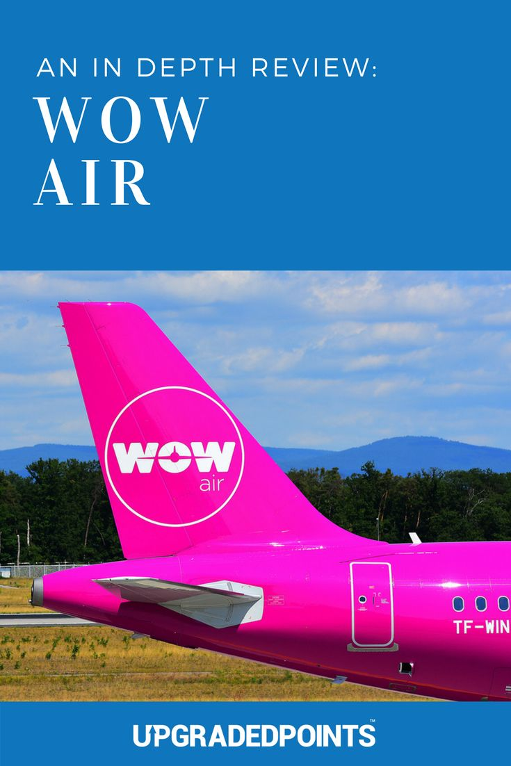 Since this isn't an airline you hear about every day, we know lots of folks have questions: Where does WOW air fly? Will I get snacks when I fly on WOW air? How much does WOW air charge for baggage fees? What are people saying about WOW air?  In this post, we've outlined some basic company statistics, ticketing/fare options, those pesky extra fees (including baggage fees), seat specs, inflight amenities, customer satisfaction rankings, and more.