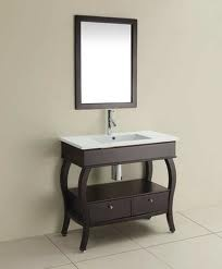 comtemporary vanity ideas - Powder Room vanity