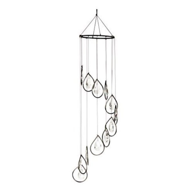 11 best metal    cast iron wind chimes images on pinterest