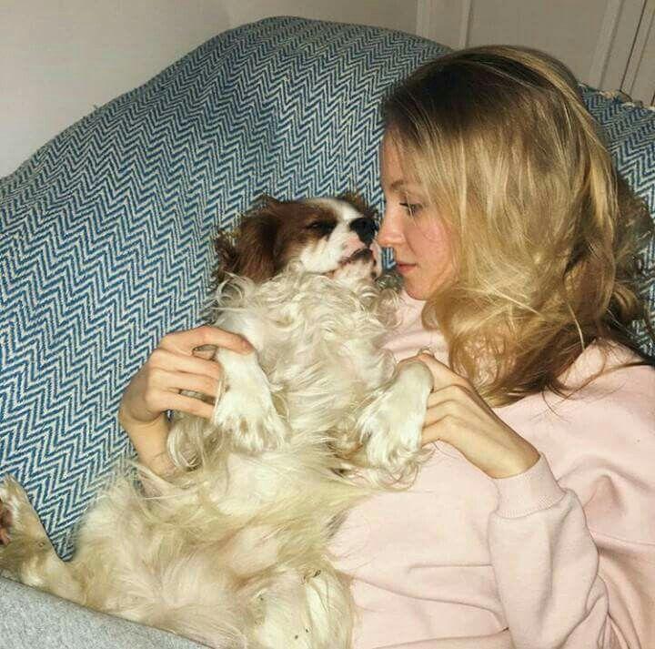 Sweet pea cuddles. - Kirstie