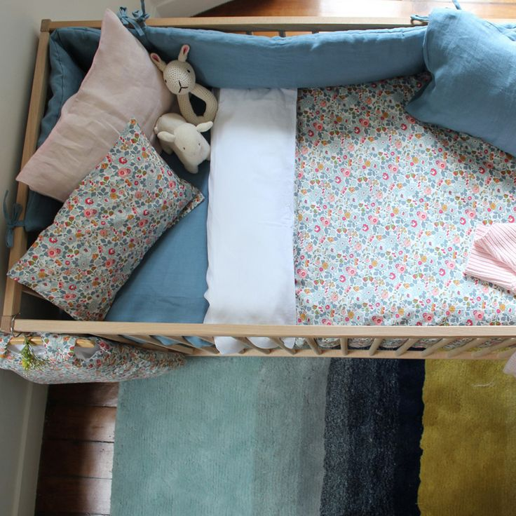 Lab - La Petite Collection Betsy Liberty Pillow Case-product