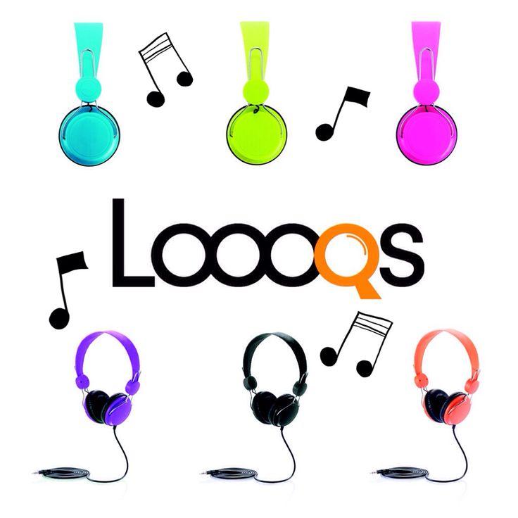 Loooqs Headphones