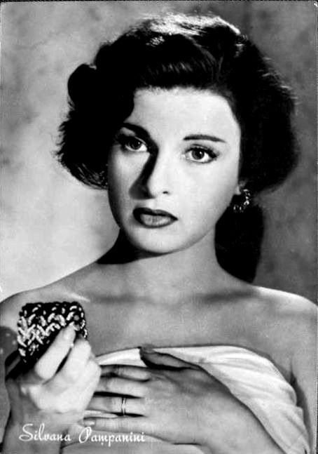 имена итальянских актрис сильвана пампанини Silvana