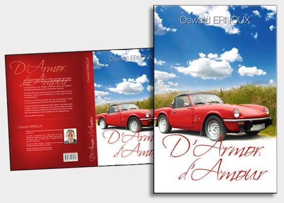 Ce roman a été écrit à la gloire des années soixante. Il raconte l'histoire de Claude, sa carrière de chanteur mais surtout sa vie amoureuse. L'auteur nous avait fourni la photo d'une voiture noire en basse définition. Après une conversation avec M. Ernoux sur son roman sentimental, nous avons effectué quelques recherches afin de trouver une photo correspondant à la voiture que le personnage conduit. Nous avons créé une couverture dans les tons rouges plus adaptés au thème, l'amour…