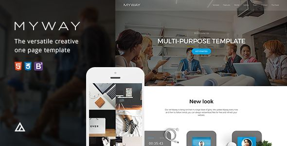 Myway - Joomla Responsive Onepage Template (Corporate) - http://wpskull.com/myway-joomla-responsive-onepage-template-corporate/wordpress-offers