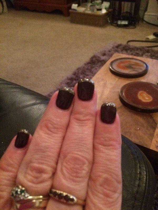 Fantastic as always. Thx Yas love my nails. Xxx