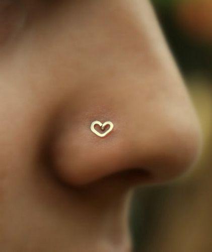 #heart #piercing