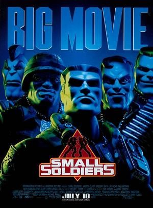 Small Soldiers (1998) - Movie Poster