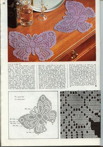 Crochet D´Art N70 - claudia - Álbumes web de Picasa