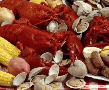 Lobster Clam Bake Dinner for Two! (also available in different quantities)