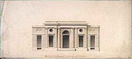 Brongniart Alexandre - Hôtel de Montesson (Paris)