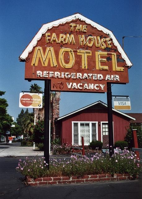 Motel  Hemet Calif