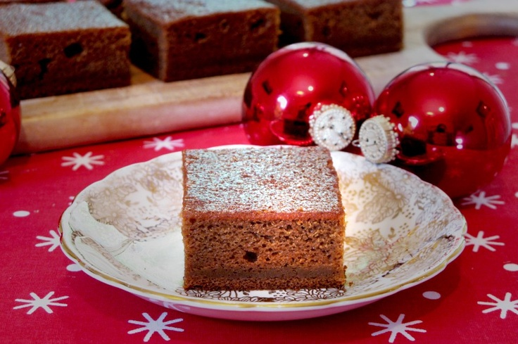 Mmm... Christmas Gingerbread!