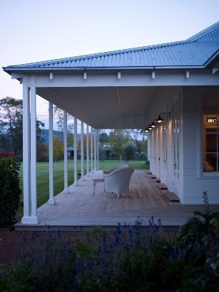 Michael Bell Architects Scone Farmhouse