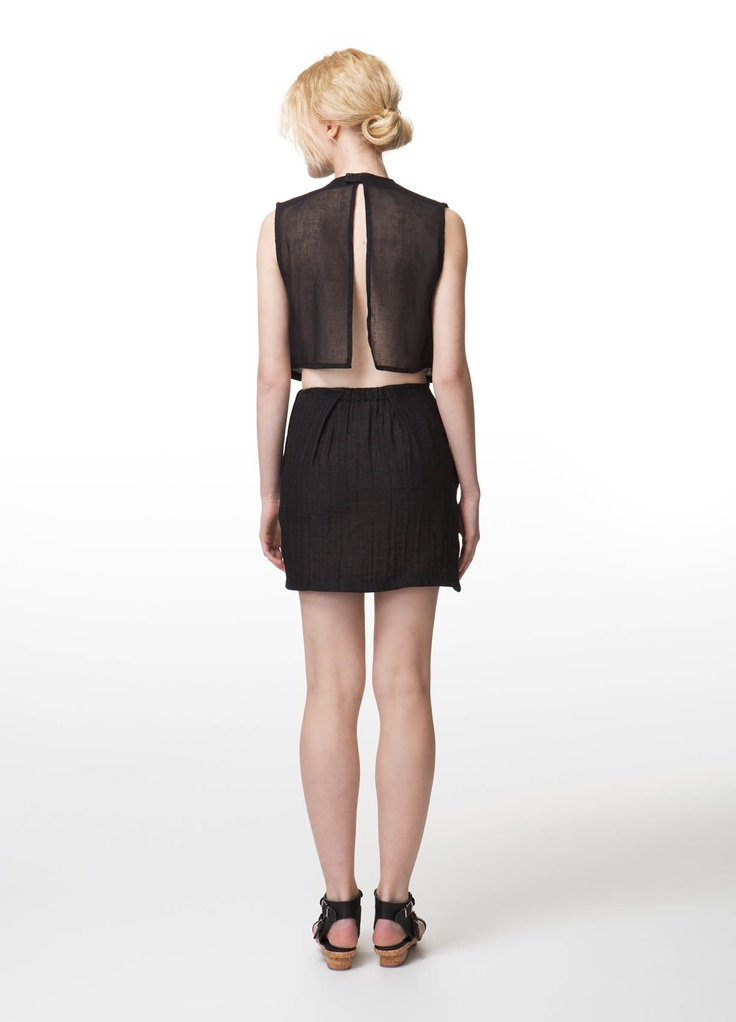 SAARA LEPOKORPI / Origami Dress   Acolyth.