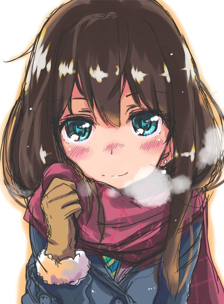 Anime profile pictures girl