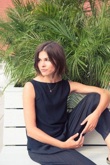 Deskside: Emily Weiss - The Coveteur @silvialanari o un taglio così?