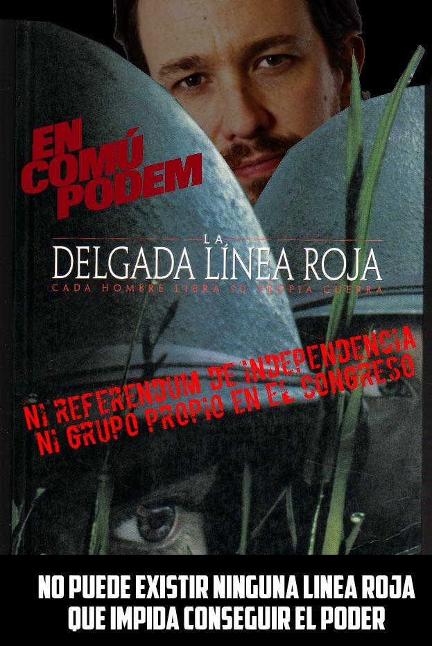 La última película bélica de Podemos