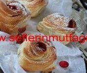Marmelatlı çörek tarifi-Marmelatlı çörek nasıl yapılır