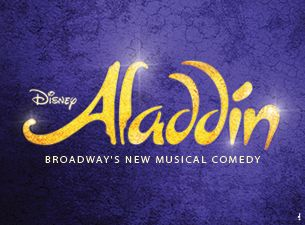 Aladdin on Broadway - Previews starting February 26