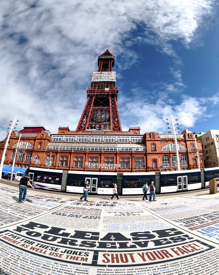 Blackpool has got quite a reputation as a 'stag and hen do' destination, so get down to sea front for a classic weekend with the lads! We recommend a stay at the 3* BEST WESTERN Carlton Hotel.