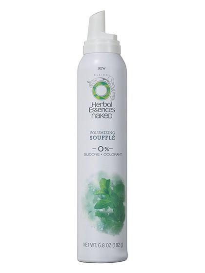 10 Volumizing Hair Products Under $20: Herbal Essences Naked Volumizing Souffle | allure.com