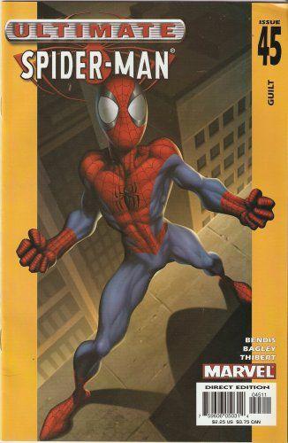 Ultimate Spider-man #45 (Guilt) November 2003 @ niftywarehouse.com #NiftyWarehouse #Spiderman #Marvel #ComicBooks #TheAvengers #Avengers #Comics