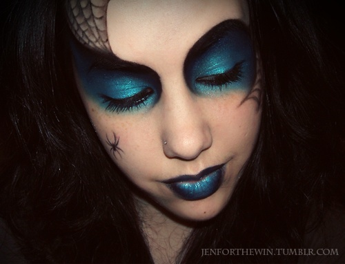 142 best Halloween Makeup images on Pinterest   Make up, Costumes ...