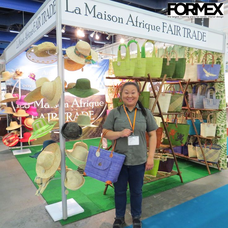 #Fairtrade at #Formex 2015