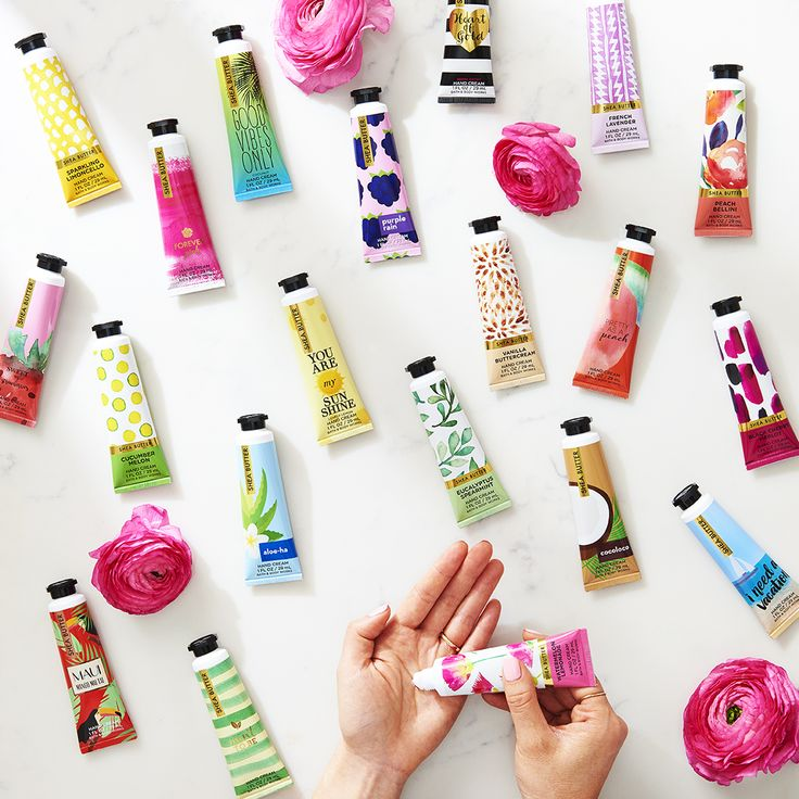 Which Hand Cream do you want in your Easter Basket?!