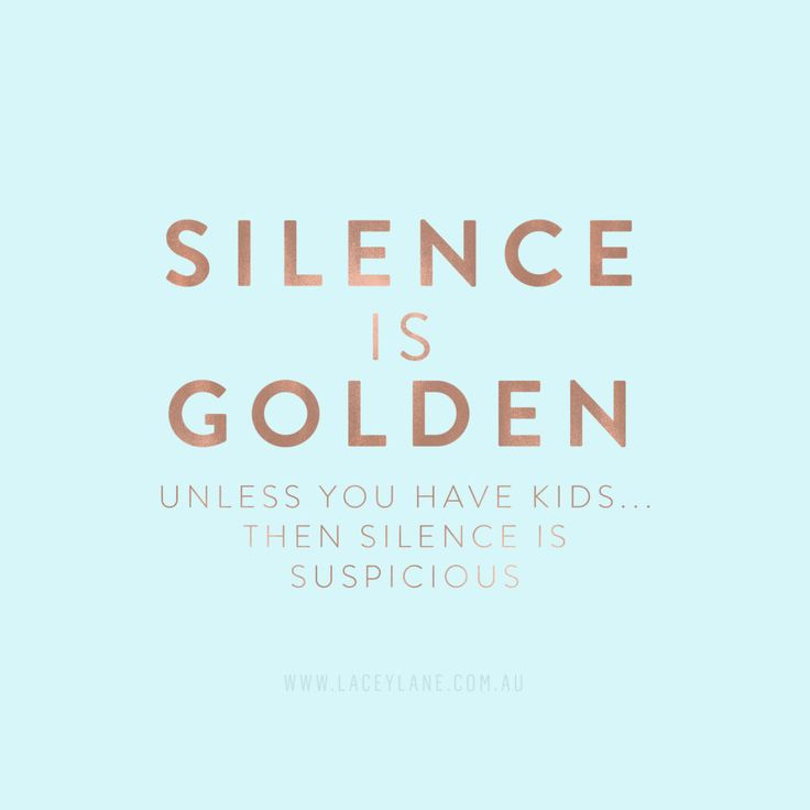 What Silence Really Means in Our House | #Mumlife