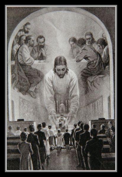 Gott und die Gottesmutter